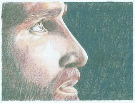 Jesus by Jason McRoberts