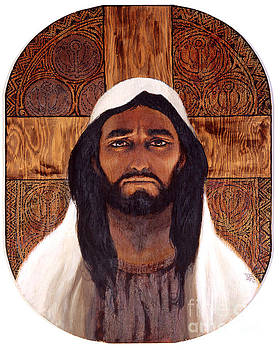 Louis Glanzman - Jesus - LGJES