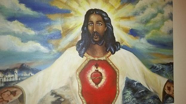 Jesus by Mark Givens
