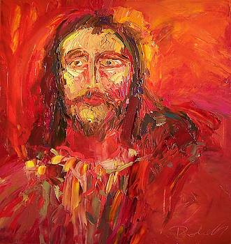 Jesus of Mexico  by Roland Kay