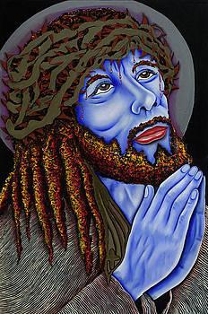 Jesus Peace by Nannette Harris