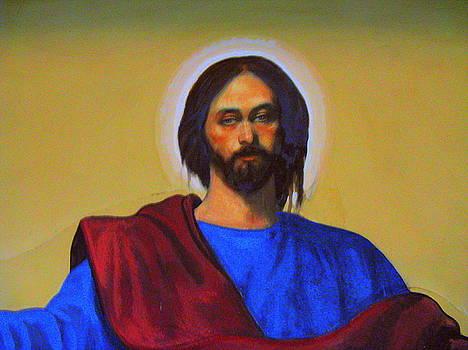 Jesus by Rollin Jewett