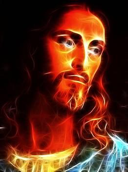 Jesus Thinking About You by Pamela Johnson