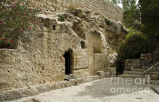 Compuinfoto  - Jesus tomb Jerusalem