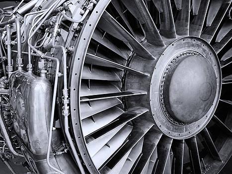 Jet Engine by Kevin Garrett