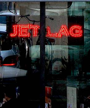 Jet Lag by Debby Mittelman