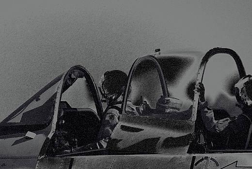 Karol Livote - Jet Pilots