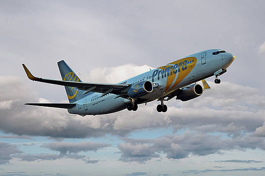 Jet2 Boeing 737-8Q8 by Nichola Denny