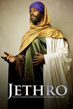Jethro by Icons Of The Bible