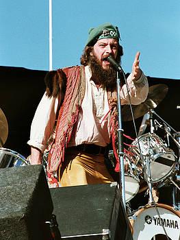 Jethro Tull  by Chris Deutsch