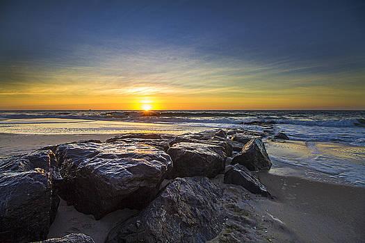 Jetty Four Sunrise by Robert Seifert
