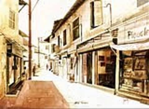 Jew Street by Jagesh edakkad