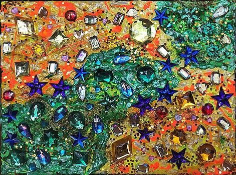 Jewel 40 by Sharon De Vore