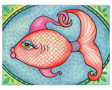 Jewel Fish by Rachel Cotton