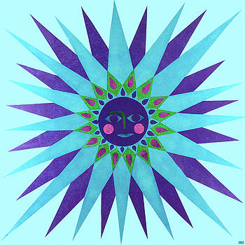 Jeweled Sun by Kristy Hansen