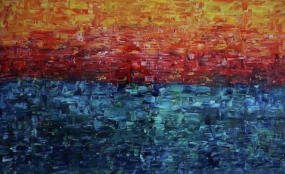 Seascape Jewel by IRMA Bijdemast