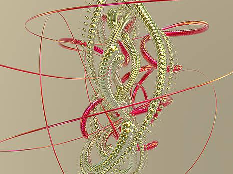 Jewelry on a Stick 6 by Scott Piers