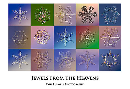 Jewels from the Heavens by Paul Burwell
