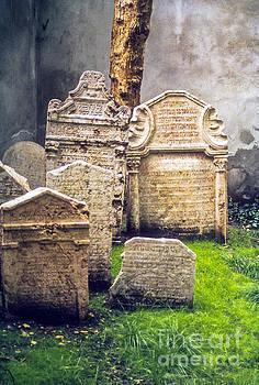 Bob Phillips - Jewish Cemetery