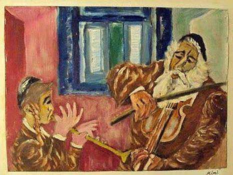 Jewish music by Mimi Eskenazi