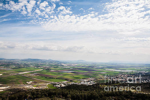 Jezreel Valley by Kaitlyn Suter