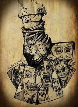 Jokers Wild by Martin Williams