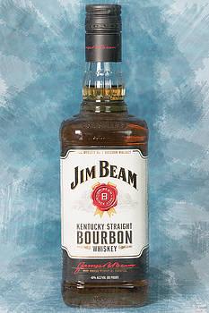 Jim Beam Art by David Stasiak