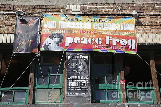 Chuck Kuhn - Jim Morrison Banner