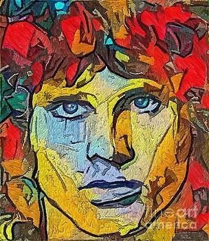 Jim Morrison by Max Cooper