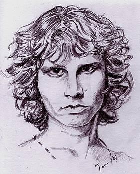 Toon De Zwart - Jim Morrison