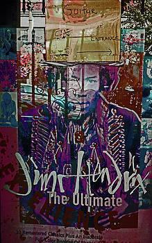 Jimi Hendrix - Ultimate Legend by Walter Fahmy