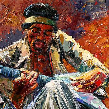 Jimi's Music by Debra Hurd
