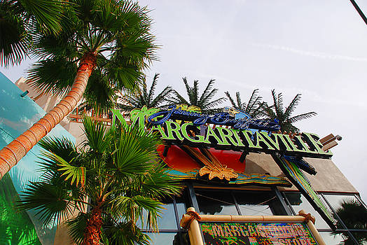 Susanne Van Hulst - Jimmy Buffets Margaritaville in Las Vegas
