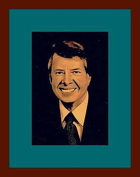 Jimmy Carter, former US President by Prasanna  Kumar