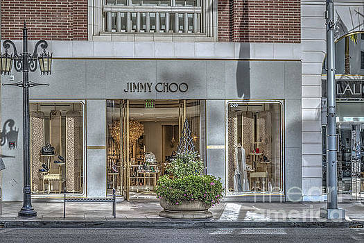 Jimmy Choo Beverly Hills by David Zanzinger