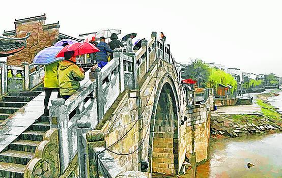 Dennis Cox - Jing Gong Stone Bridge