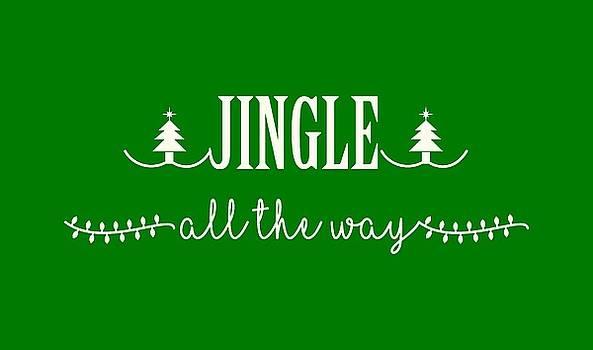 Jingle All The Way by Heidi Hermes