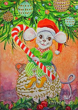 Jingle Mouse by Li Newton