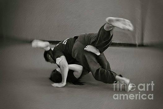 Jiu Jitsu by Leah McPhail