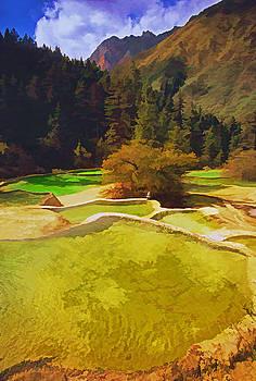 Dennis Cox - Jiuzhaiguo Terraces