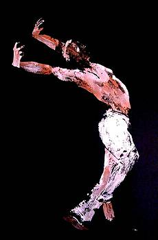 Jive Dancer by Ana Bikic