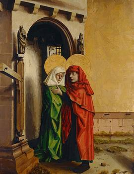 Witz Konrad - Joachim And Anna In Front Of The Golden Gate 1435