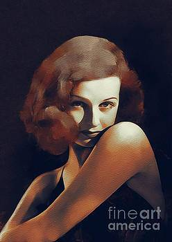 Mary Bassett - Joan Bennett, Hollywood Legend