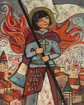 Joan of Arc by Jen Norton