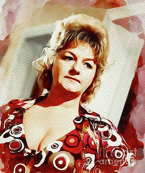 John Springfield - Joan Sims, Carry On Films Cast