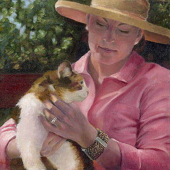Joanne and JJ by Jean Scanlin Wright