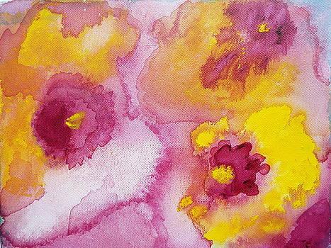 Joan's Orchids 2 by Joan Pennison