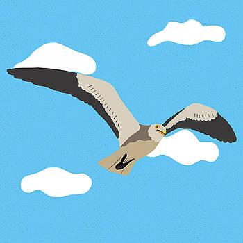 Joanthan Livingston Seagull by Nicole Wilson