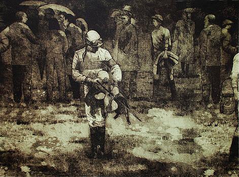 Jockeys by Anne Lattimore