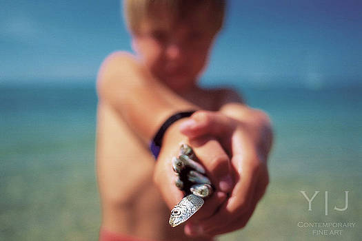 Joe and The Fish by Alan Blazar